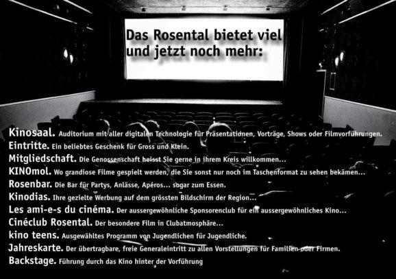 Kino Rosental Angebote