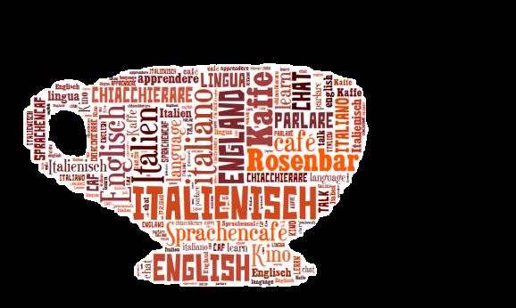 Sprachencafé in der Rosenbar